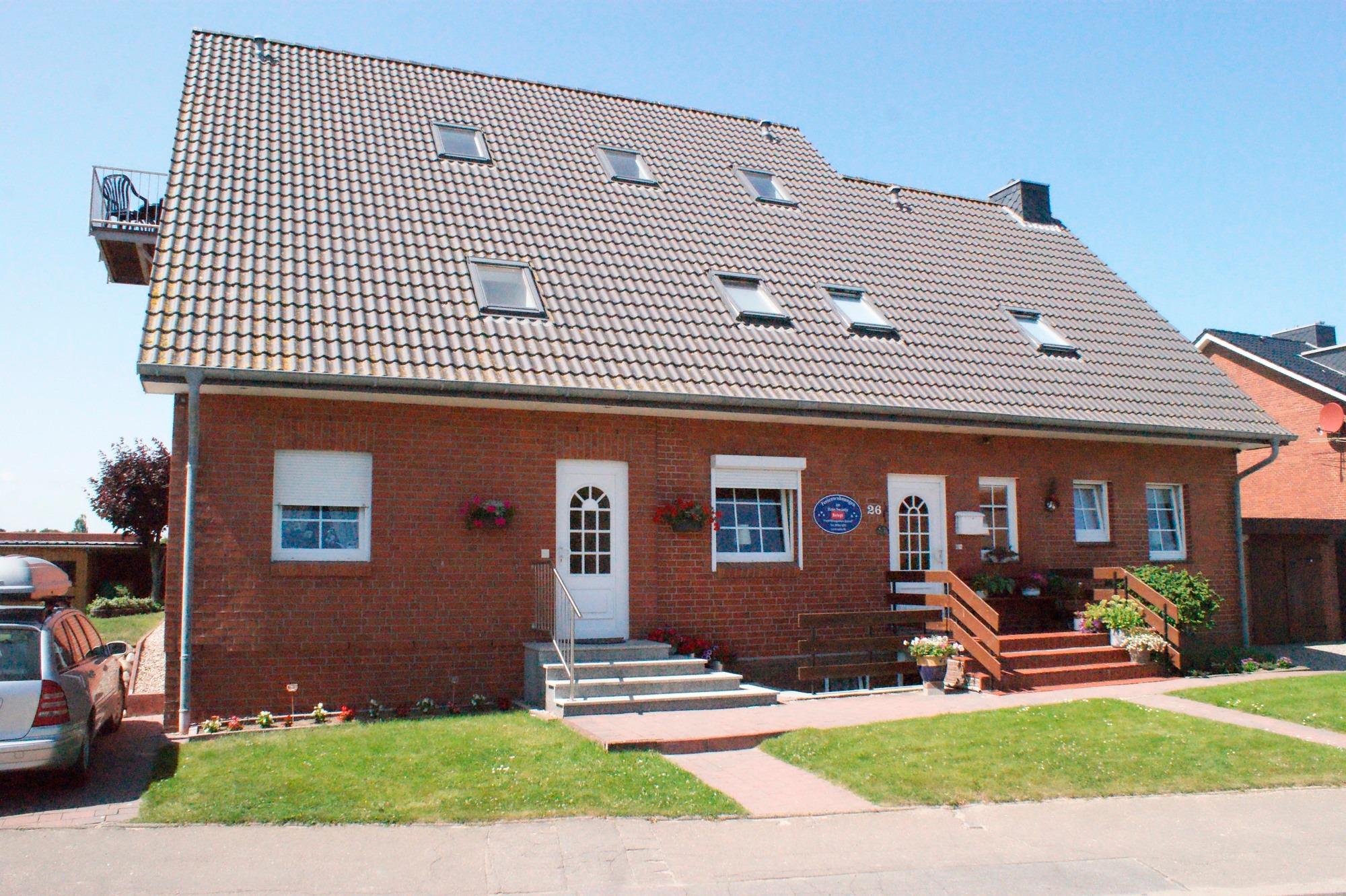 Haus Swantje - Fewo 3 Ferienwohnung