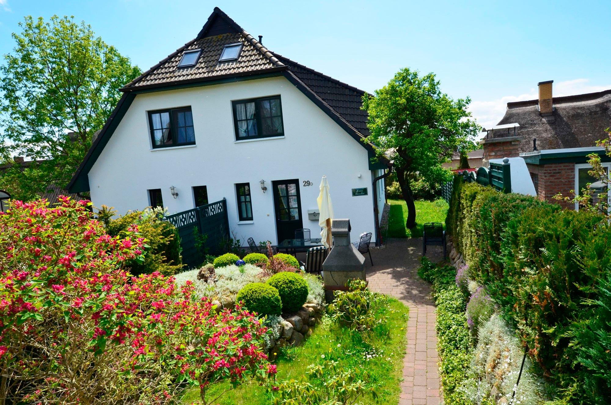 Seeadler Ferienhaus in Deutschland