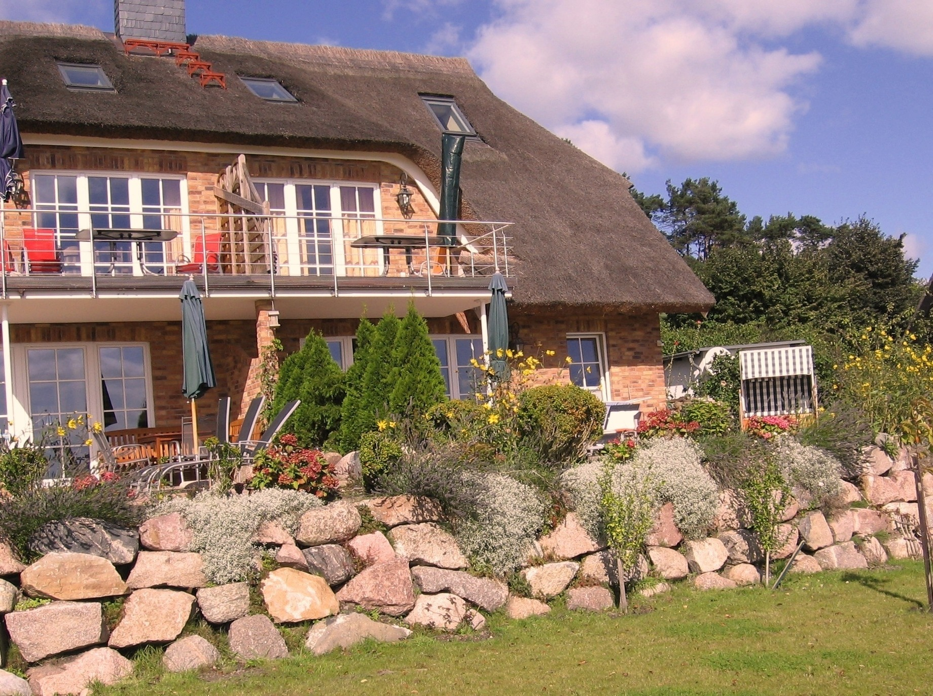 Ferienwohnung Sonnenkliff EG (1710402), Groß Zicker, Rügen, Mecklenburg-Vorpommern, Deutschland, Bild 1
