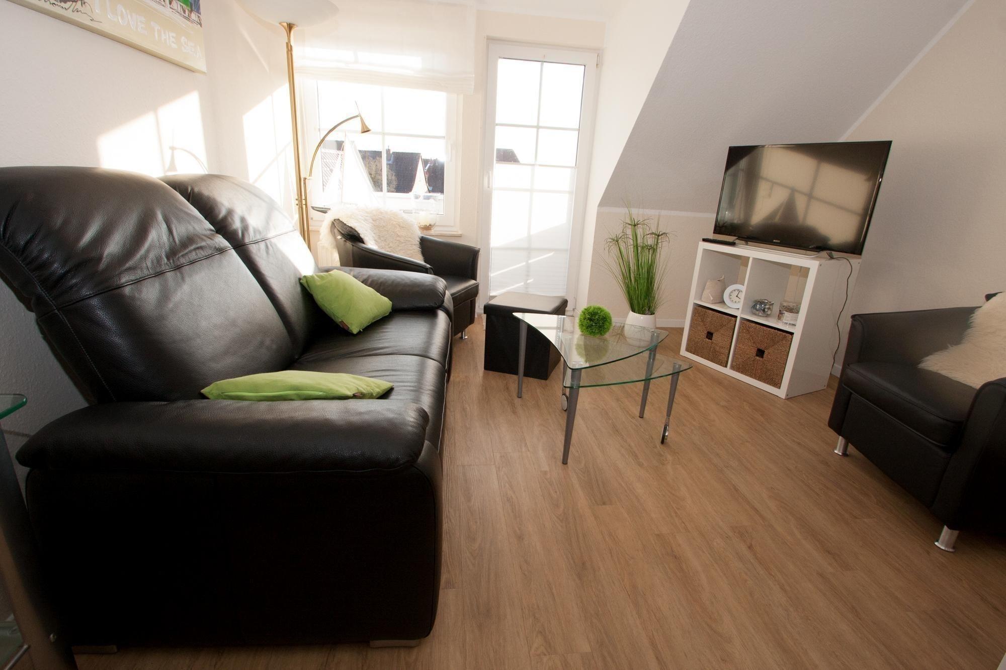Obergeschoss Ferienwohnung in Carolinensiel 50033