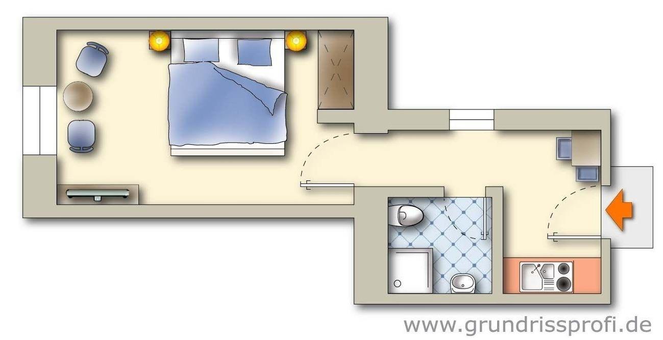 Appartement de vacances Appartements Ferchergasse Ap5 (1854299), Vienne, , Vienne, Autriche, image 21