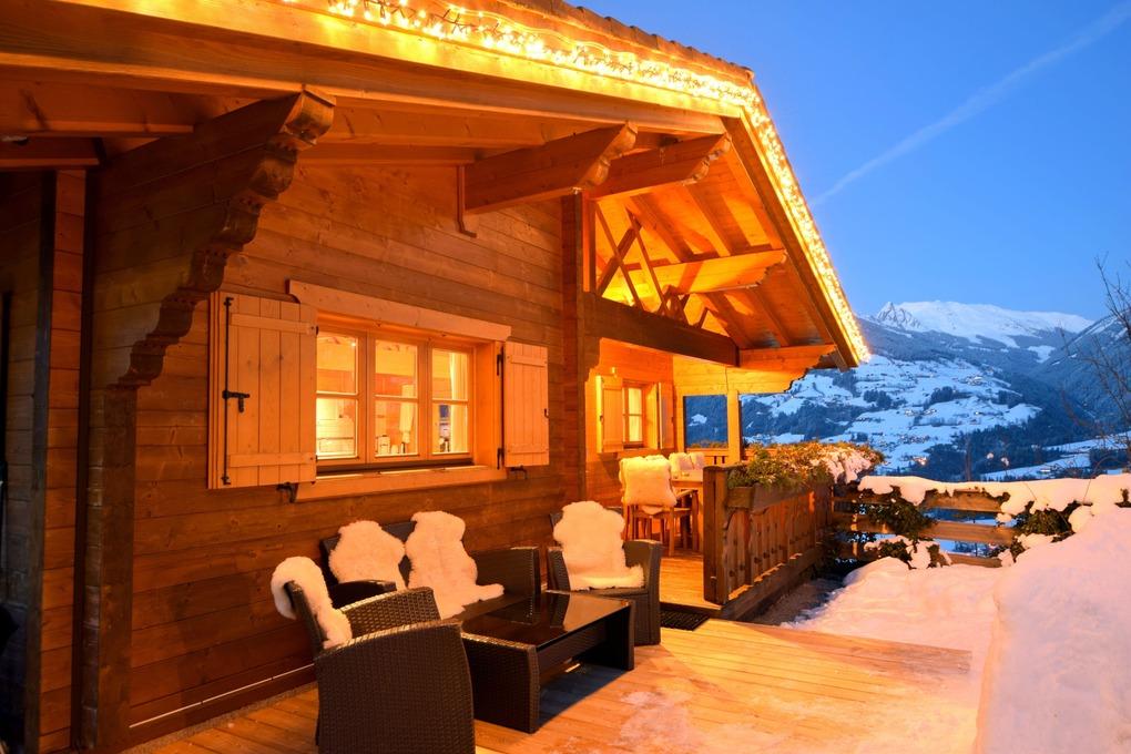 Holiday house Bergchalet Alpenrose (1859317), Kaltenbach, Zillertal, Tyrol, Austria, picture 1