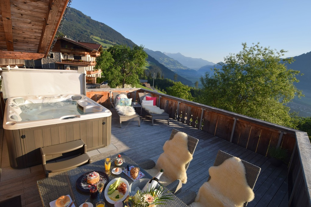 Holiday house Comfort Chalet Mühle (1859318), Kaltenbach, Zillertal, Tyrol, Austria, picture 1