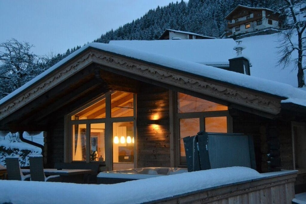 Holiday house Comfort Chalet Mühle (1859318), Kaltenbach, Zillertal, Tyrol, Austria, picture 4