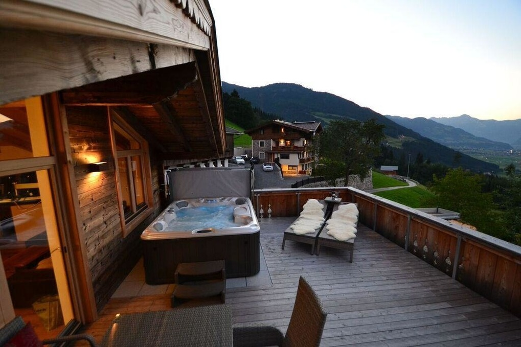 Holiday house Comfort Chalet Mühle (1859318), Kaltenbach, Zillertal, Tyrol, Austria, picture 12