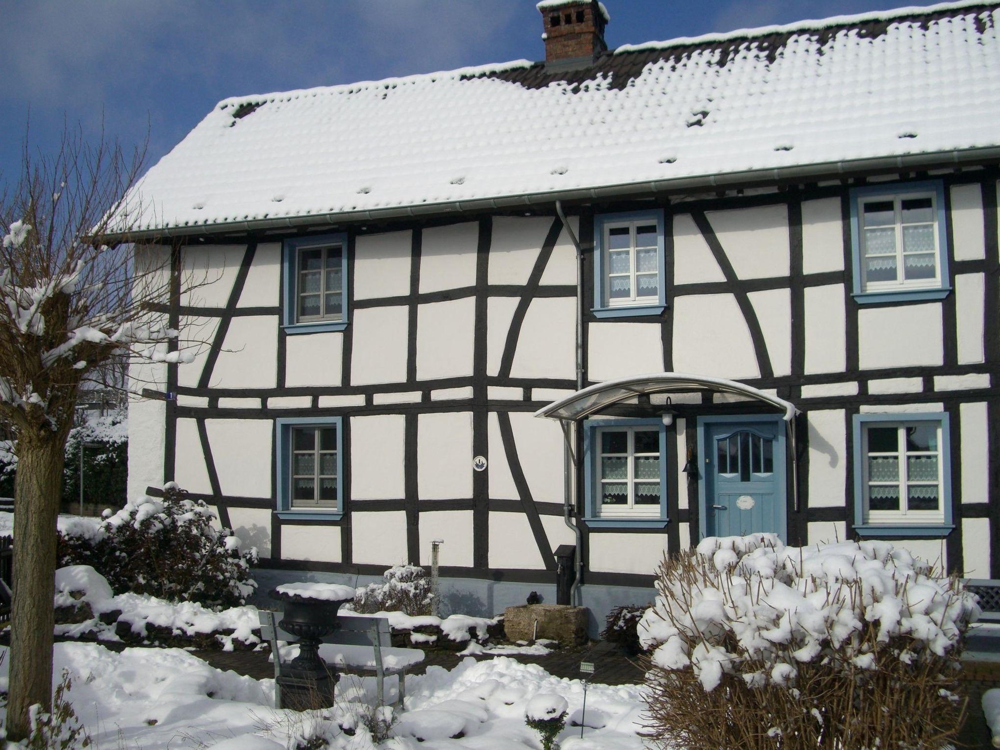 Haus Höppches Ferienhaus in der Eifel