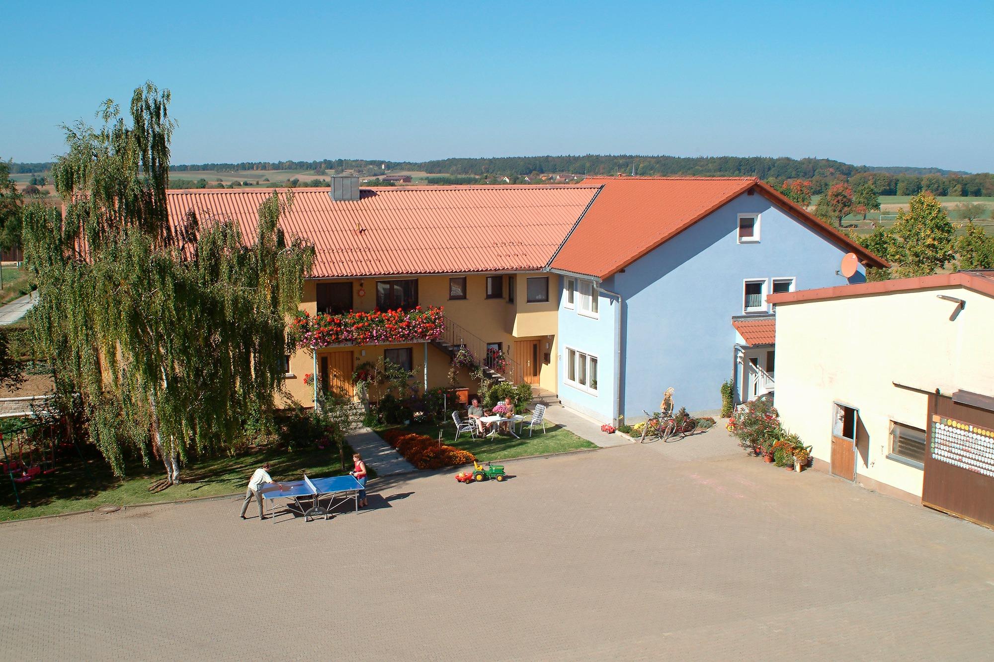 Ferienwohnung Mitmach-Bauernhof Ferienhof Arold Schwalbennest (1894974), Creglingen, Taubertal, Baden-Württemberg, Deutschland, Bild 7