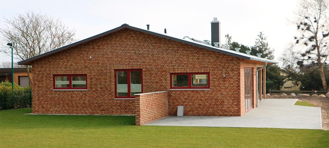 Ferienhaus Marienleuchte Ferienhaus an der Ostsee