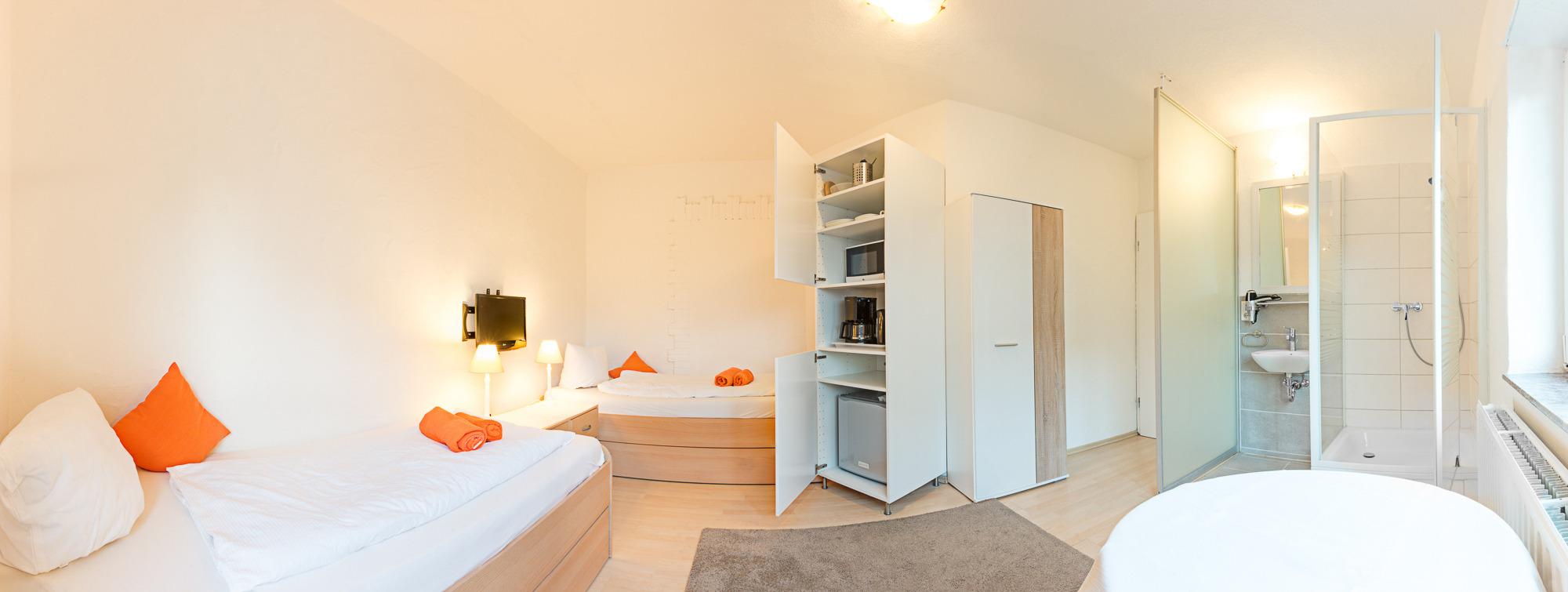 Ferienwohnung Apartment mit einem Schlafzimmer (2027149), Fulda, Rhön (Hessen), Hessen, Deutschland, Bild 8