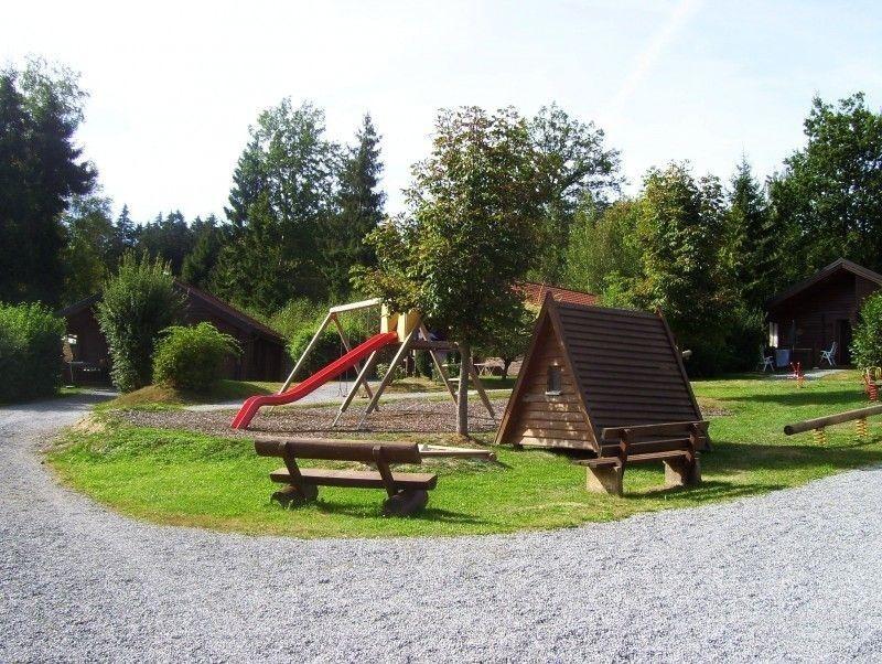 Ferienhaus Komfortables Ferienblockhaus Nr. 27 -56 qm- bis 4 Personen Viechtach Jägerpark (2018875), Viechtach, Bayerischer Wald, Bayern, Deutschland, Bild 10