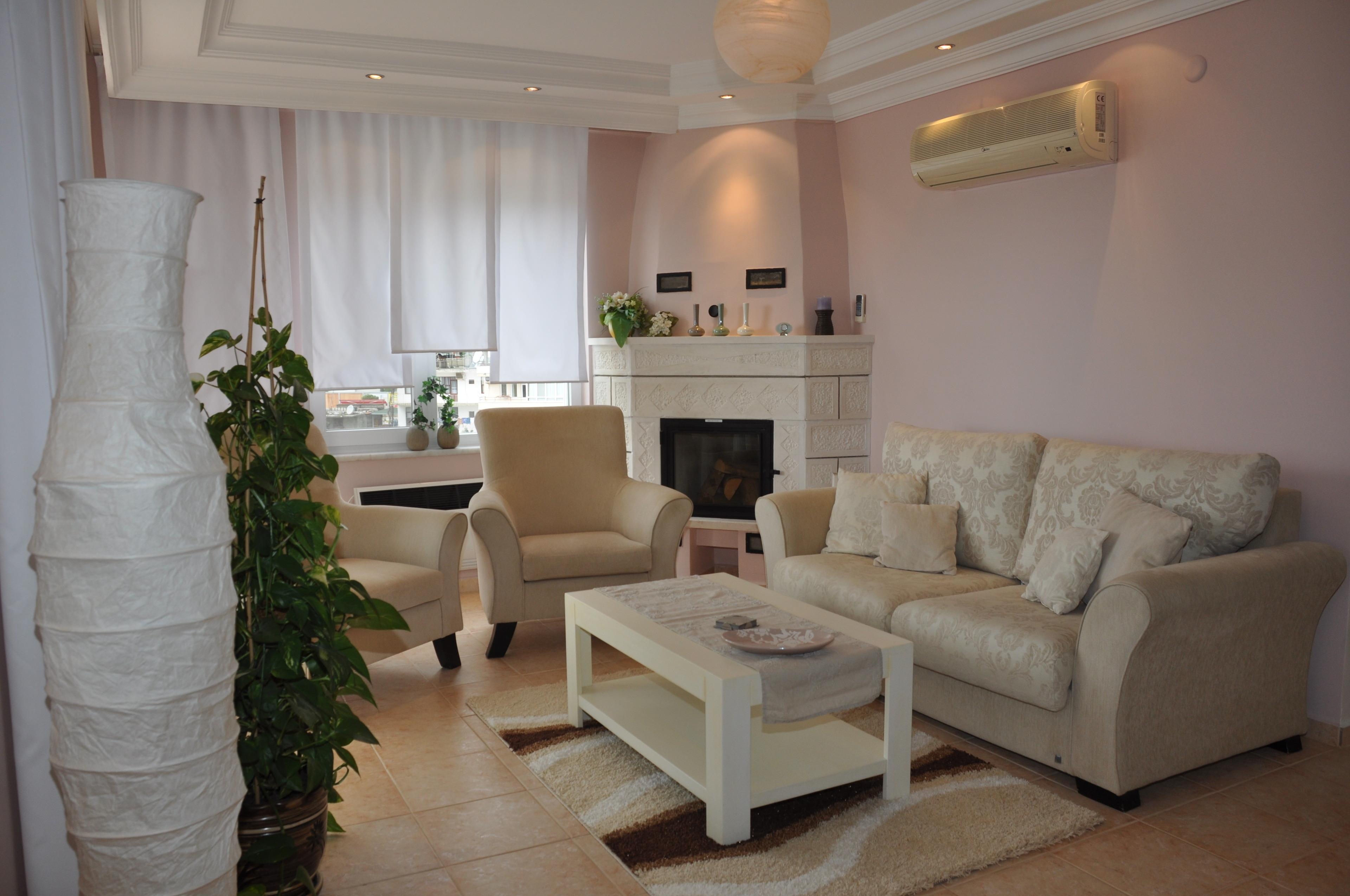 Al Con 9 Residence Alanya Cikcilli Ferienwohnung in Türkei