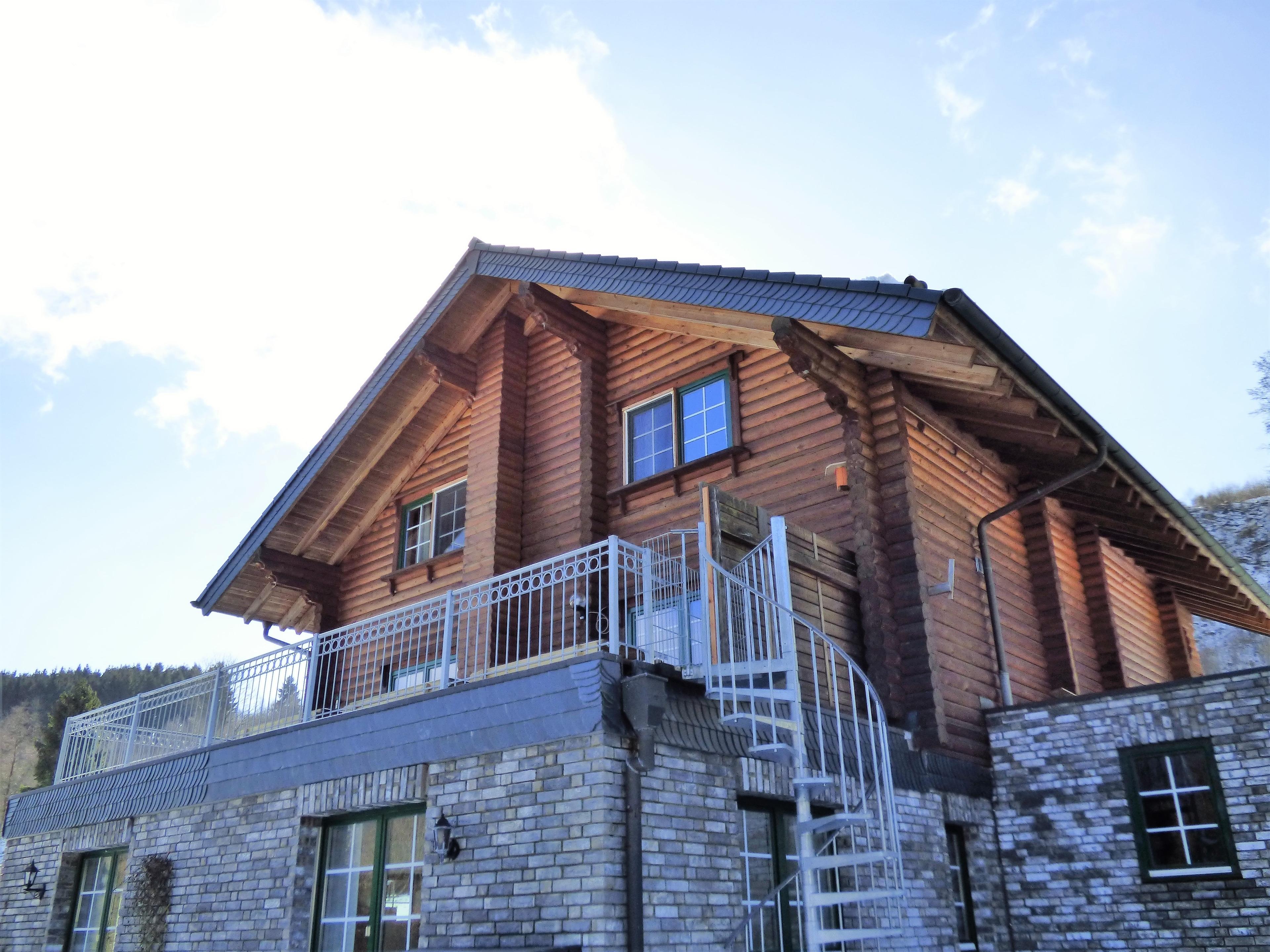 Villa mit Sauna und Whirlpool Ferienhaus in der Eifel