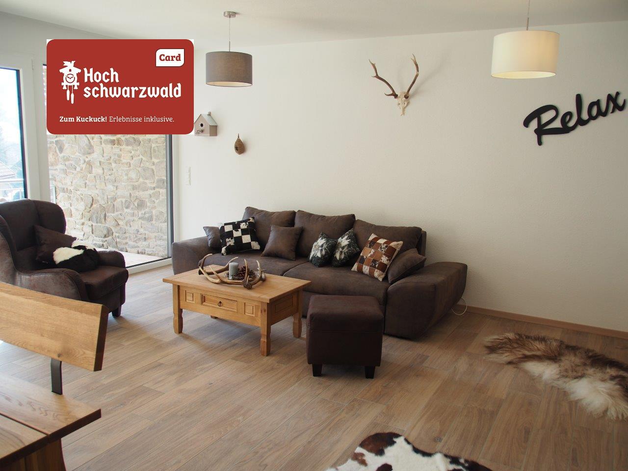 Ferienwohnung Luxus Ferienwohnung Bergblick 01 im Haus Lufeto - Todtnau, Feldberg (2641641), Todtnau, Schwarzwald, Baden-Württemberg, Deutschland, Bild 1