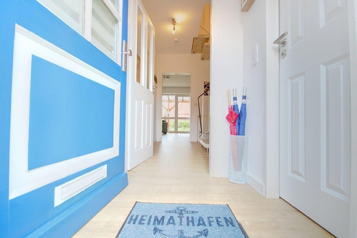 Ferienhuus Achter d Ferienhaus in Ostfriesland