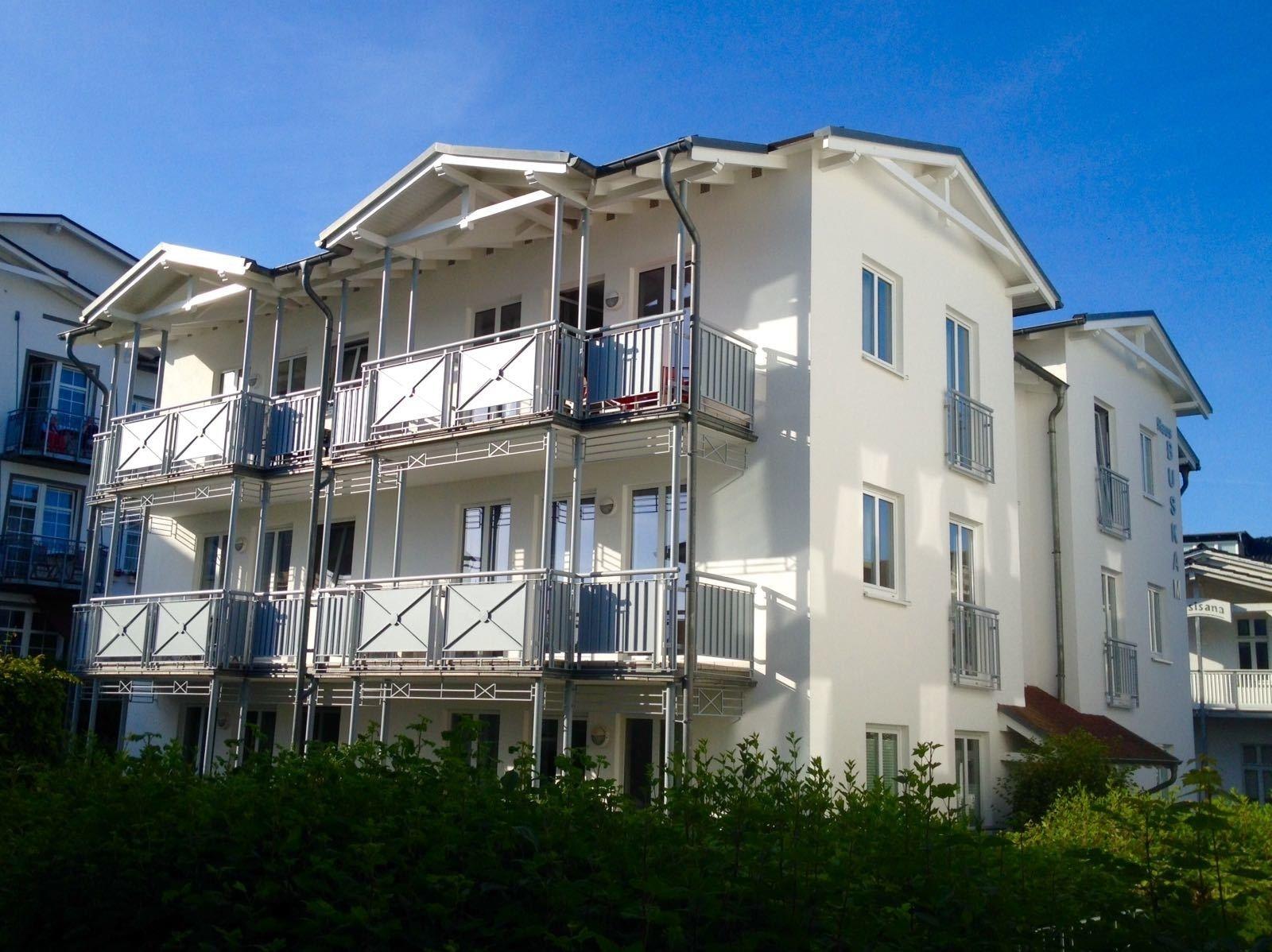 Haus Buskam / Wohnung 29 Ferienwohnung auf Rügen