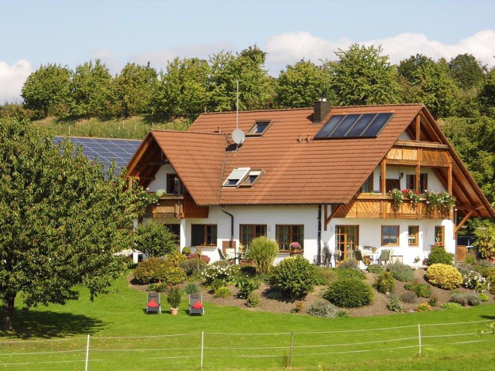Winzerhof Kessler - Ferienwohnung Weiß-und G Ferienwohnung am Bodensee