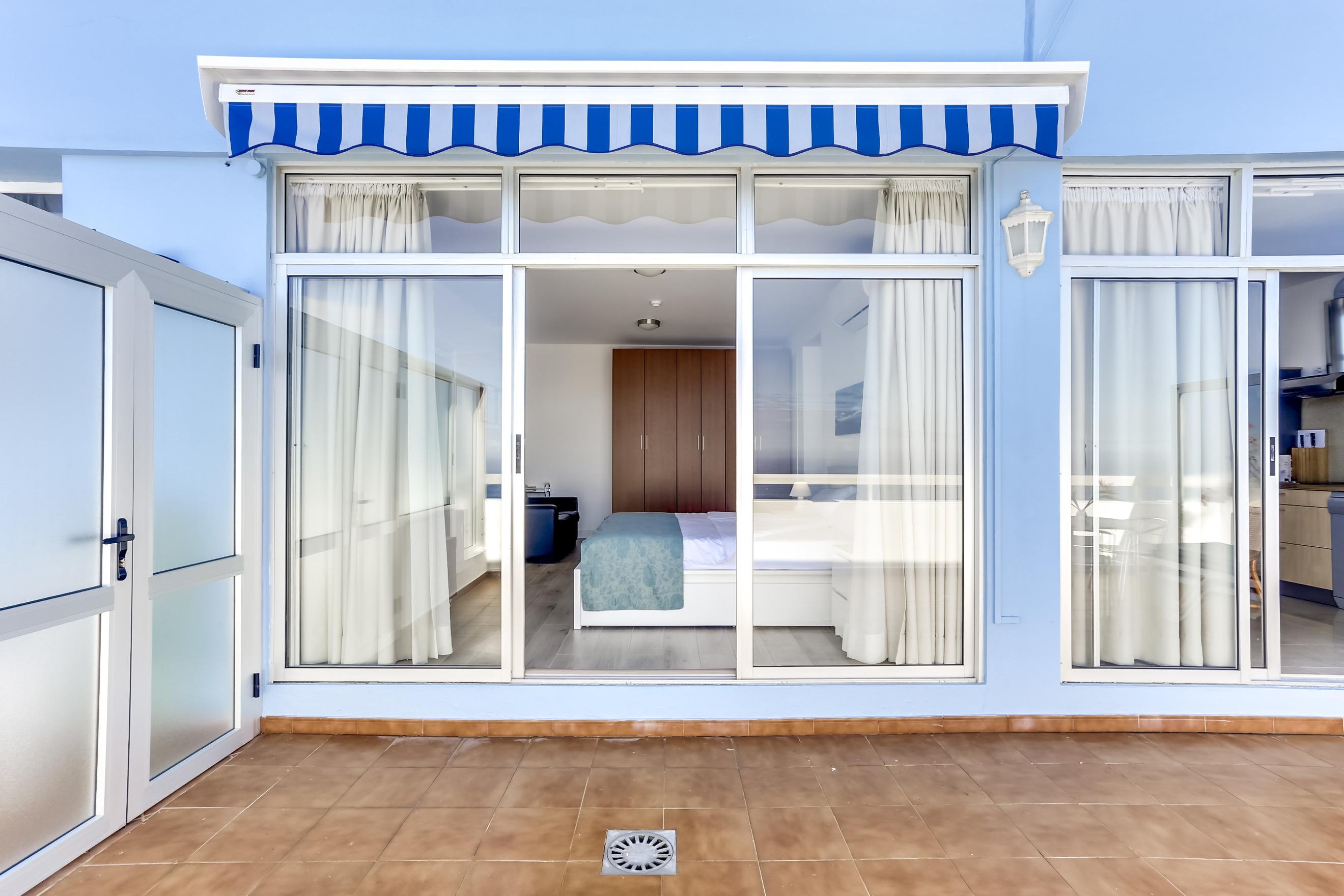Maritim Penthouse mit wundervollem Blick Ferienwohnung in Spanien