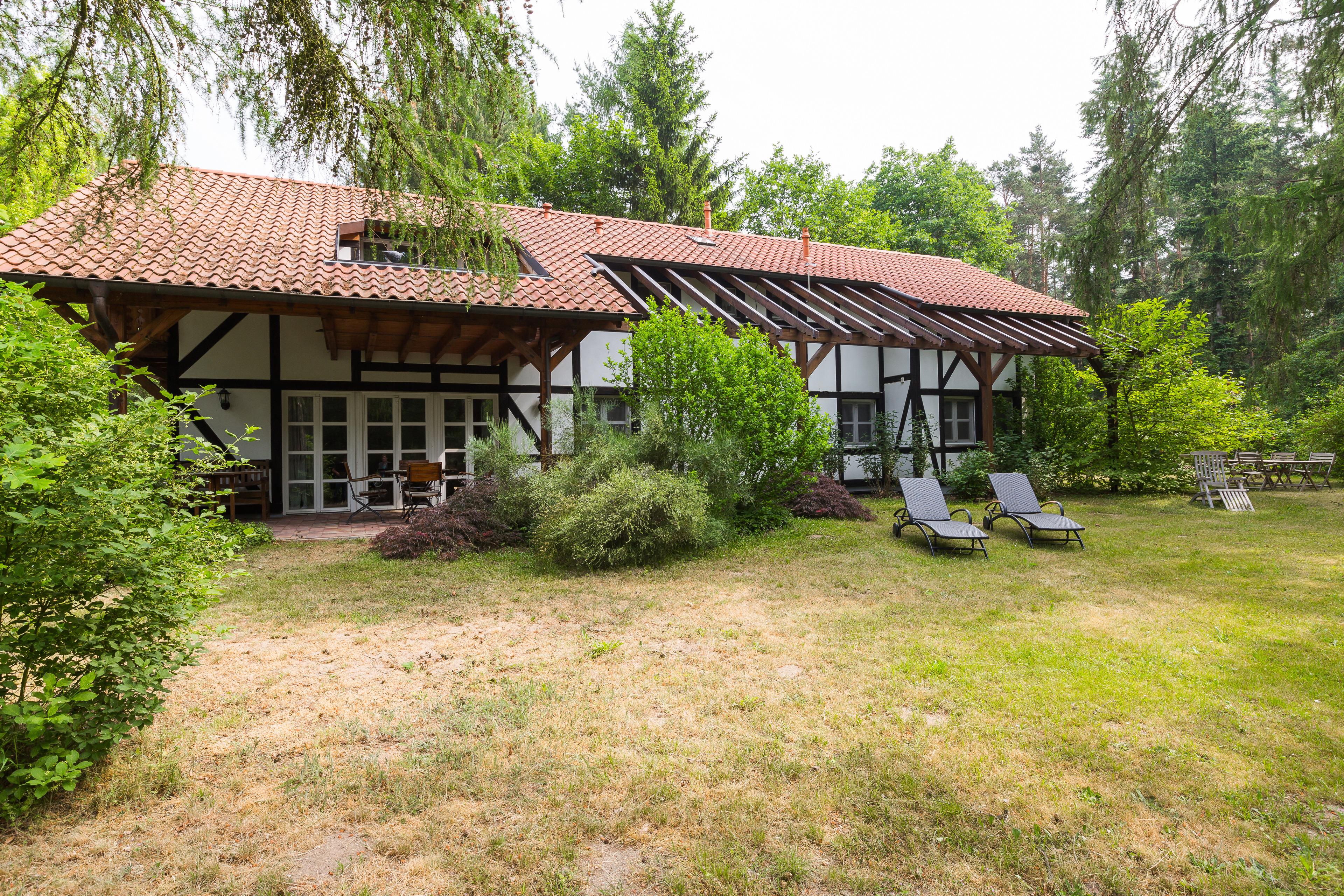 Geigenbauerhaus Erdgeschoss Ferienwohnung  Brandenburg