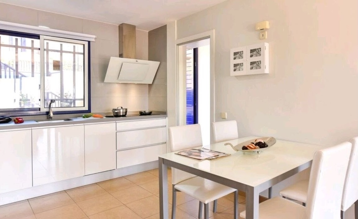 Villa Feliz 44 Ferienhaus in Spanien