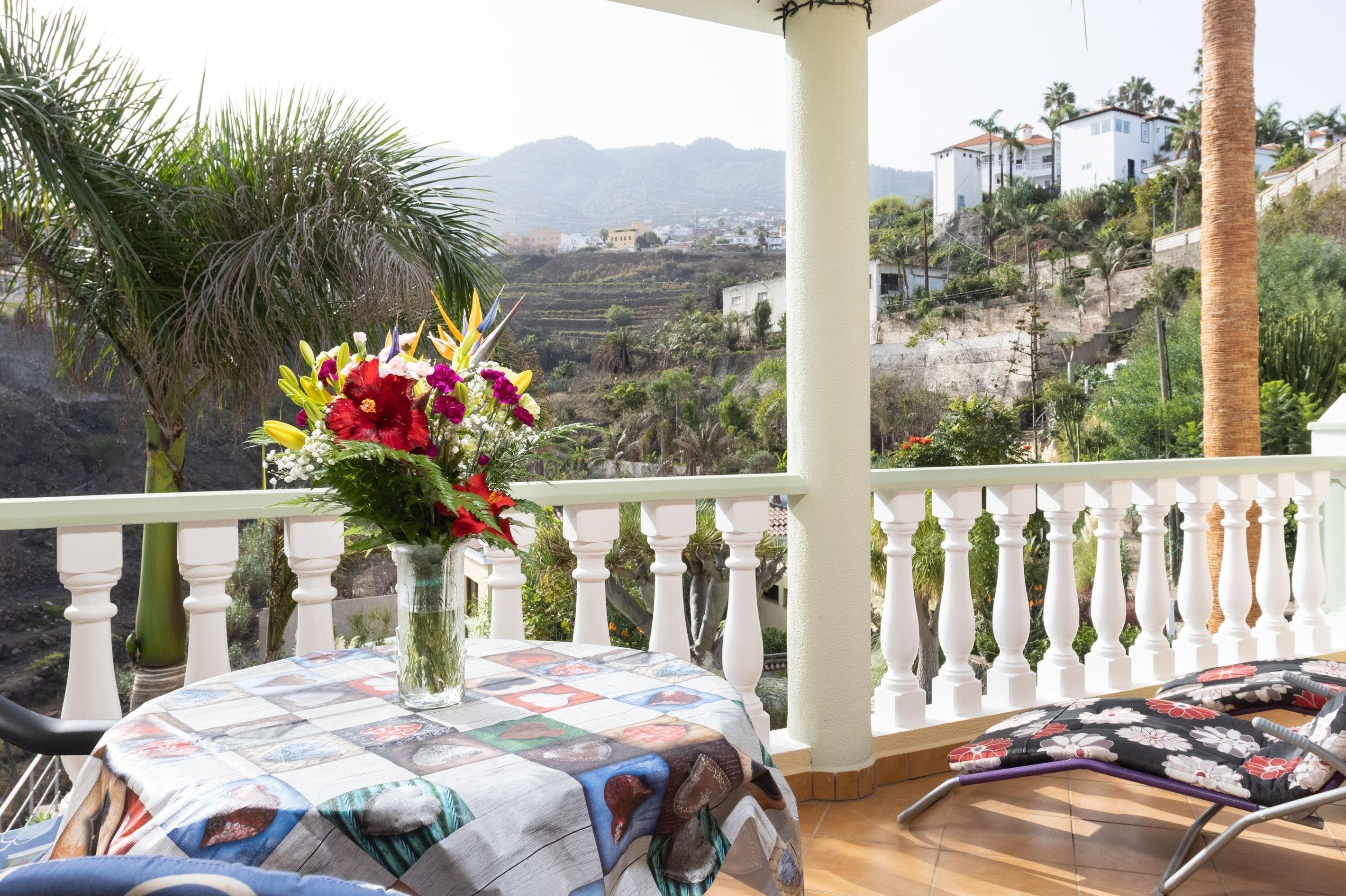 Appartement de vacances Fewo Atico Marazul, mit  Panorama- und Meerblick, Pool, Terrasse, Grill, Parkplatz und WLA (2492979), Santa Ursula, Ténérife, Iles Canaries, Espagne, image 7