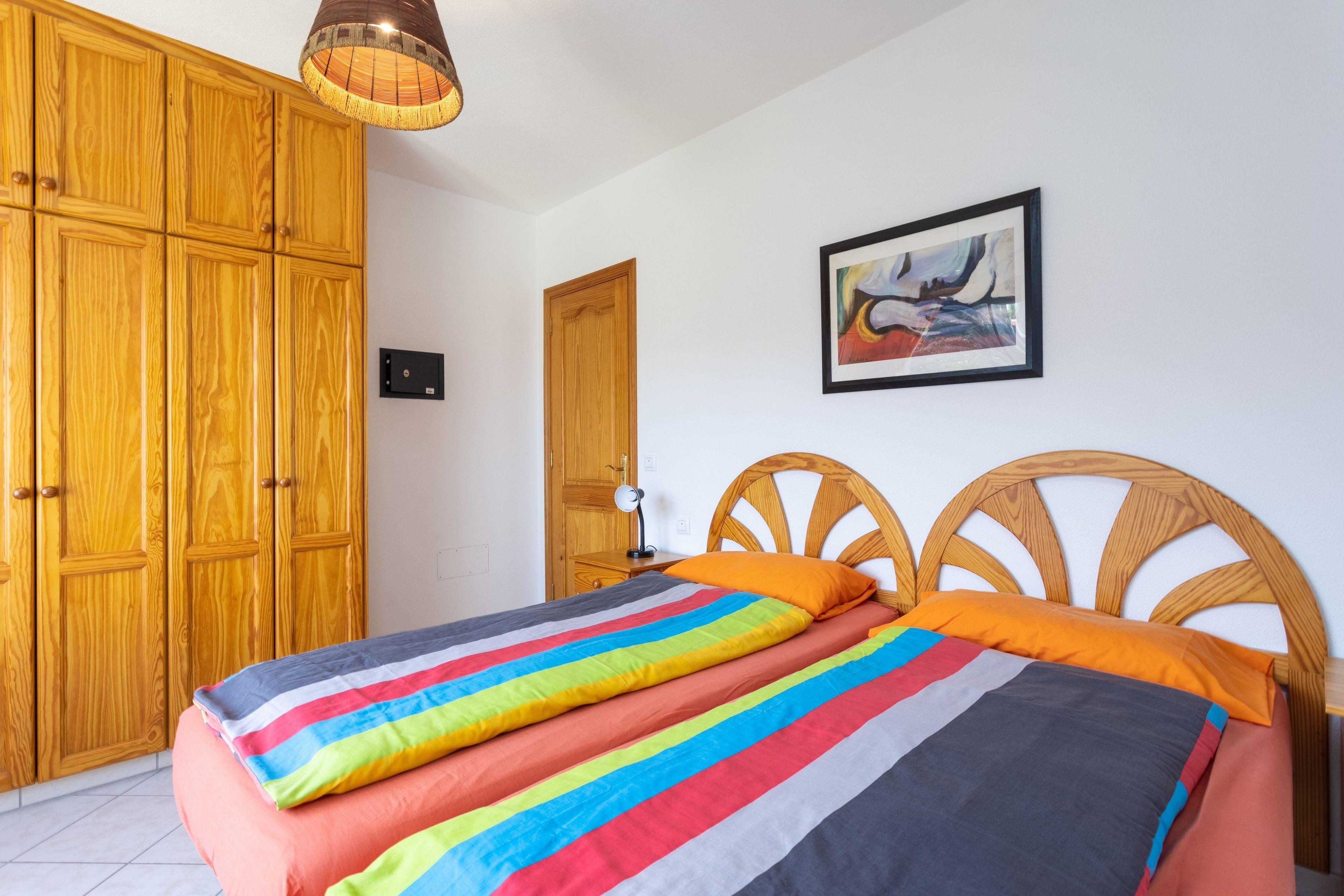 Appartement de vacances Fewo Atico Florasol, sehr ruhig direkt am Naturschutzgebiet, mit Pool, 2 Terrassen, Grill, (2492983), Santa Ursula, Ténérife, Iles Canaries, Espagne, image 9