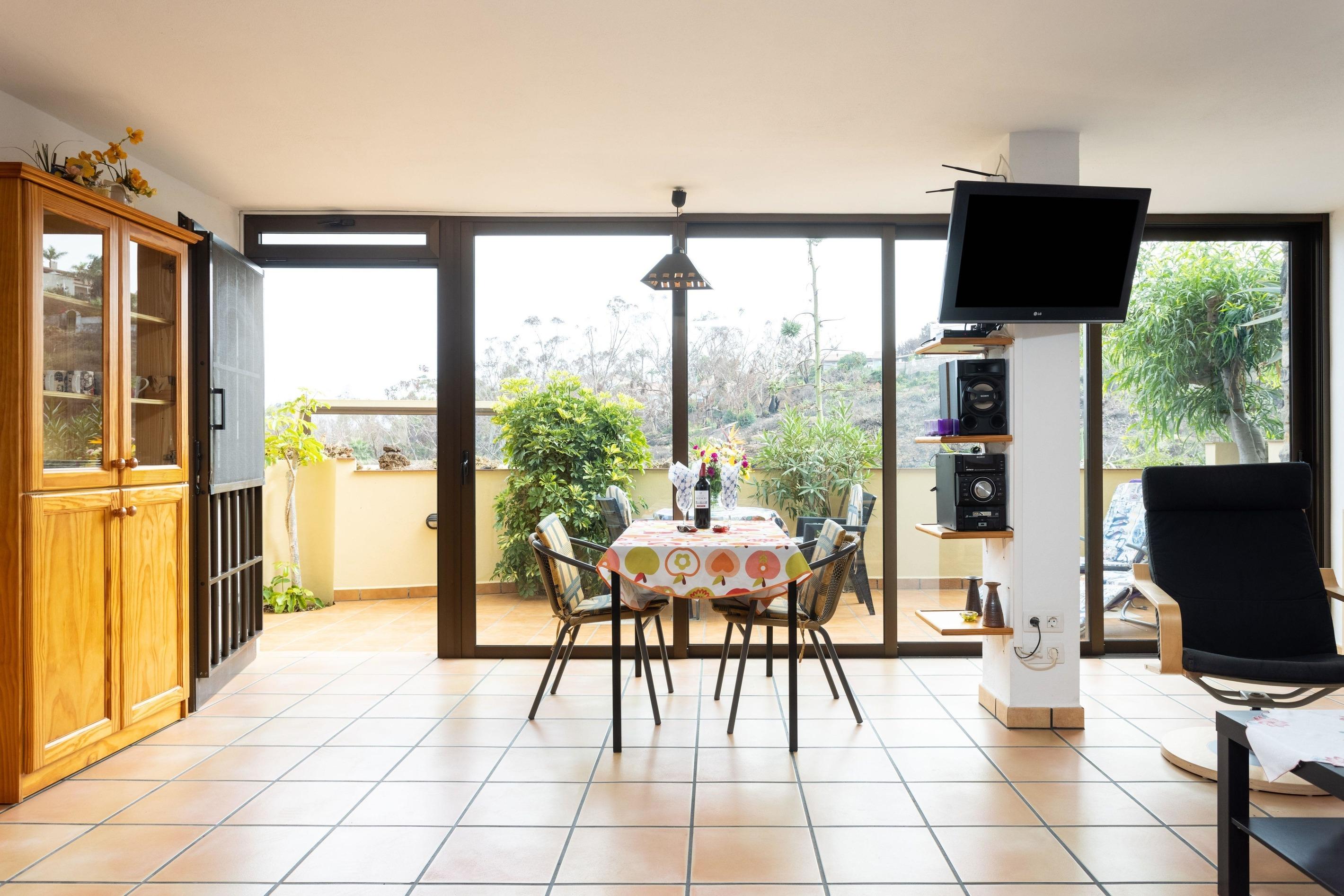 Appartement de vacances Fewo Rocamar, auf dem Felsen über dem Meer mit toller Sicht, 2 Terrassen, Pool, Grill und  (2492985), Santa Ursula, Ténérife, Iles Canaries, Espagne, image 5