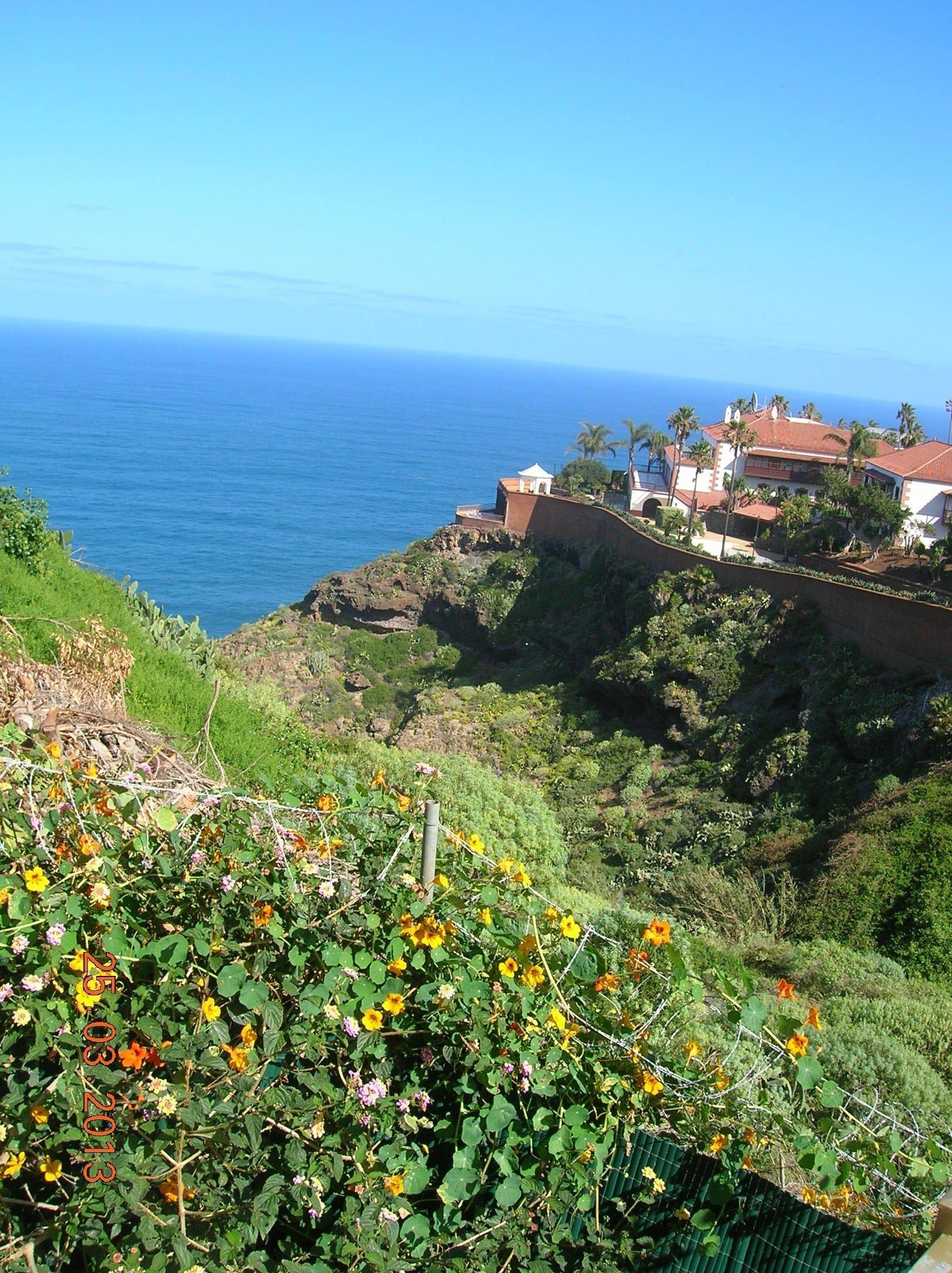Appartement de vacances Fewo Rocamar, auf dem Felsen über dem Meer mit toller Sicht, 2 Terrassen, Pool, Grill und  (2492985), Santa Ursula, Ténérife, Iles Canaries, Espagne, image 16
