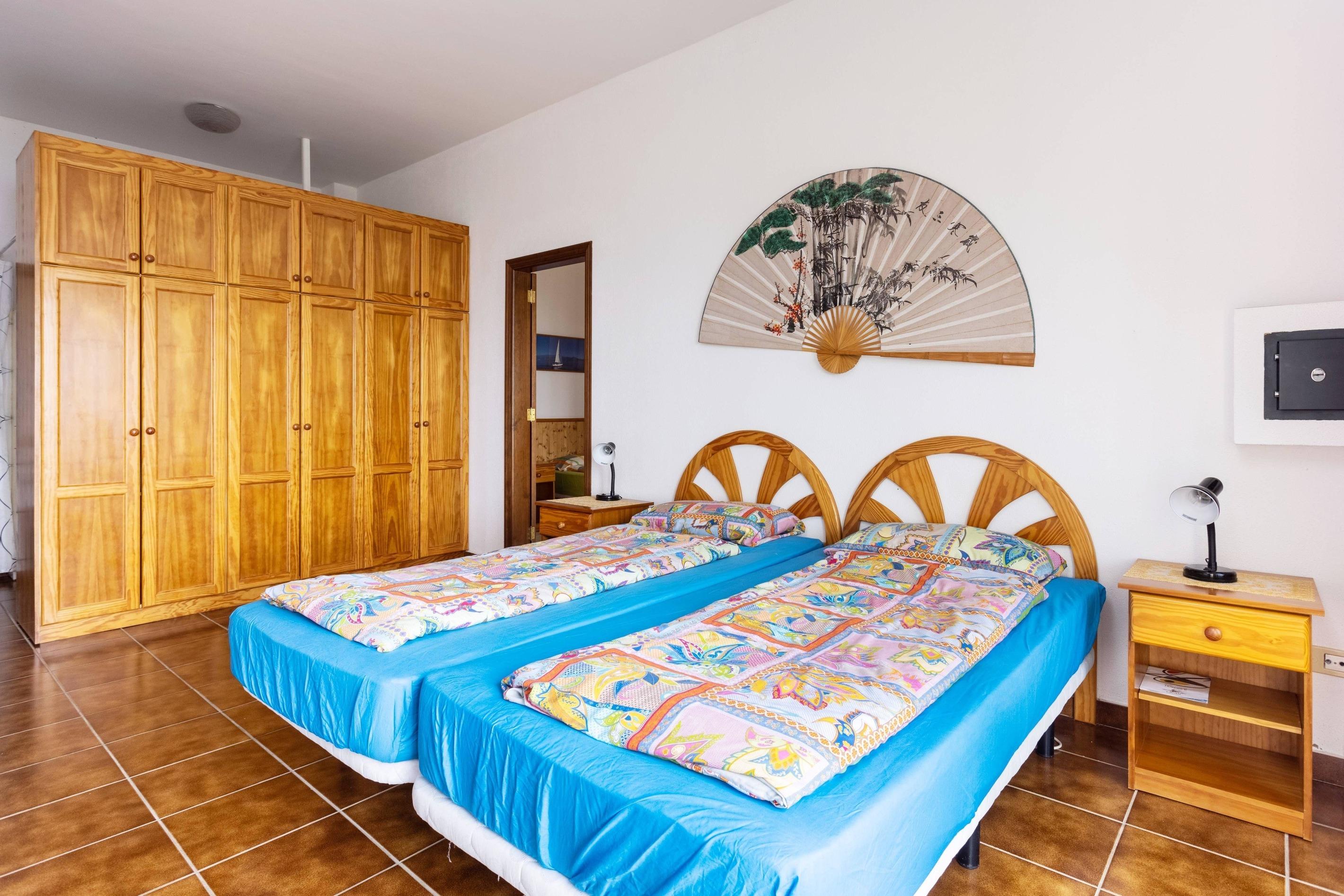 Appartement de vacances Fewo Solymar, mit 2 Schlafzimmern, 2 Bädern, eigener Terrasse und Garten, Meerblick, Pool, (2492986), Santa Ursula, Ténérife, Iles Canaries, Espagne, image 13