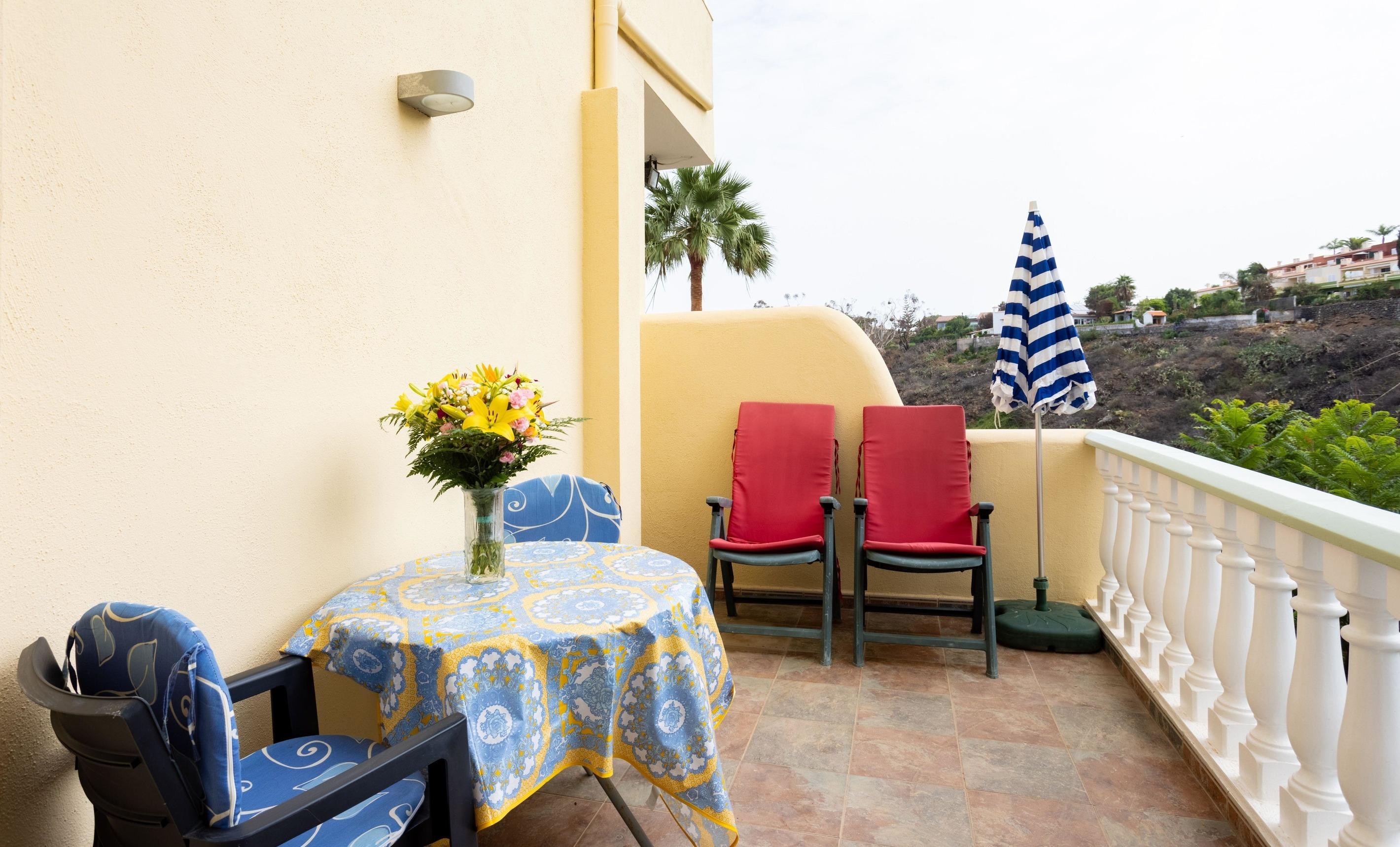 Appartement de vacances Fewo Strelitzia, im Grünen, am kleinen See, direkt am Strelitziengarten, mit Pool, Grill,  (2492987), Santa Ursula, Ténérife, Iles Canaries, Espagne, image 14
