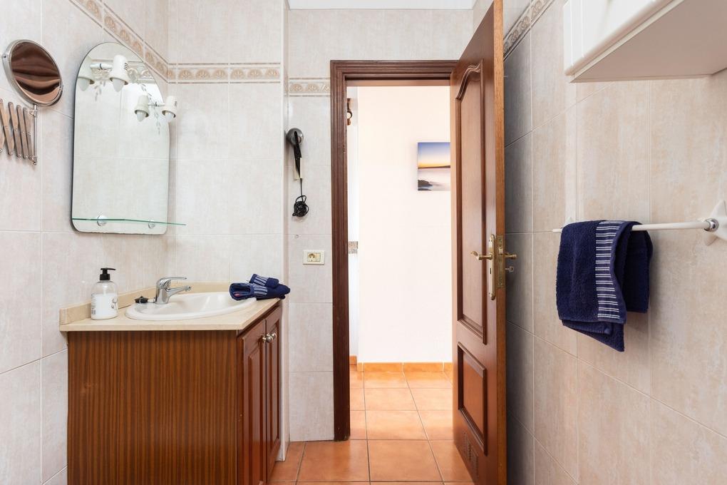 Appartement de vacances Fewo Playamar Romantico, Nähe Strand, toller Meerblick, 2 Schlafzimmer, 2 Terrassen, Pool, (2492988), Puerto de la Cruz, Ténérife, Iles Canaries, Espagne, image 21