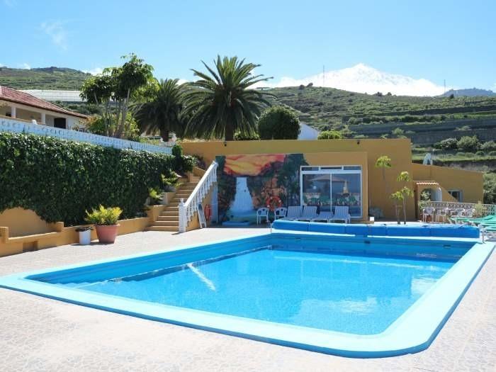Ferienhaus Häuschen mit Pool & Außenküche - F7402 (2548055), San Juan de la Rambla, Teneriffa, Kanarische Inseln, Spanien, Bild 1
