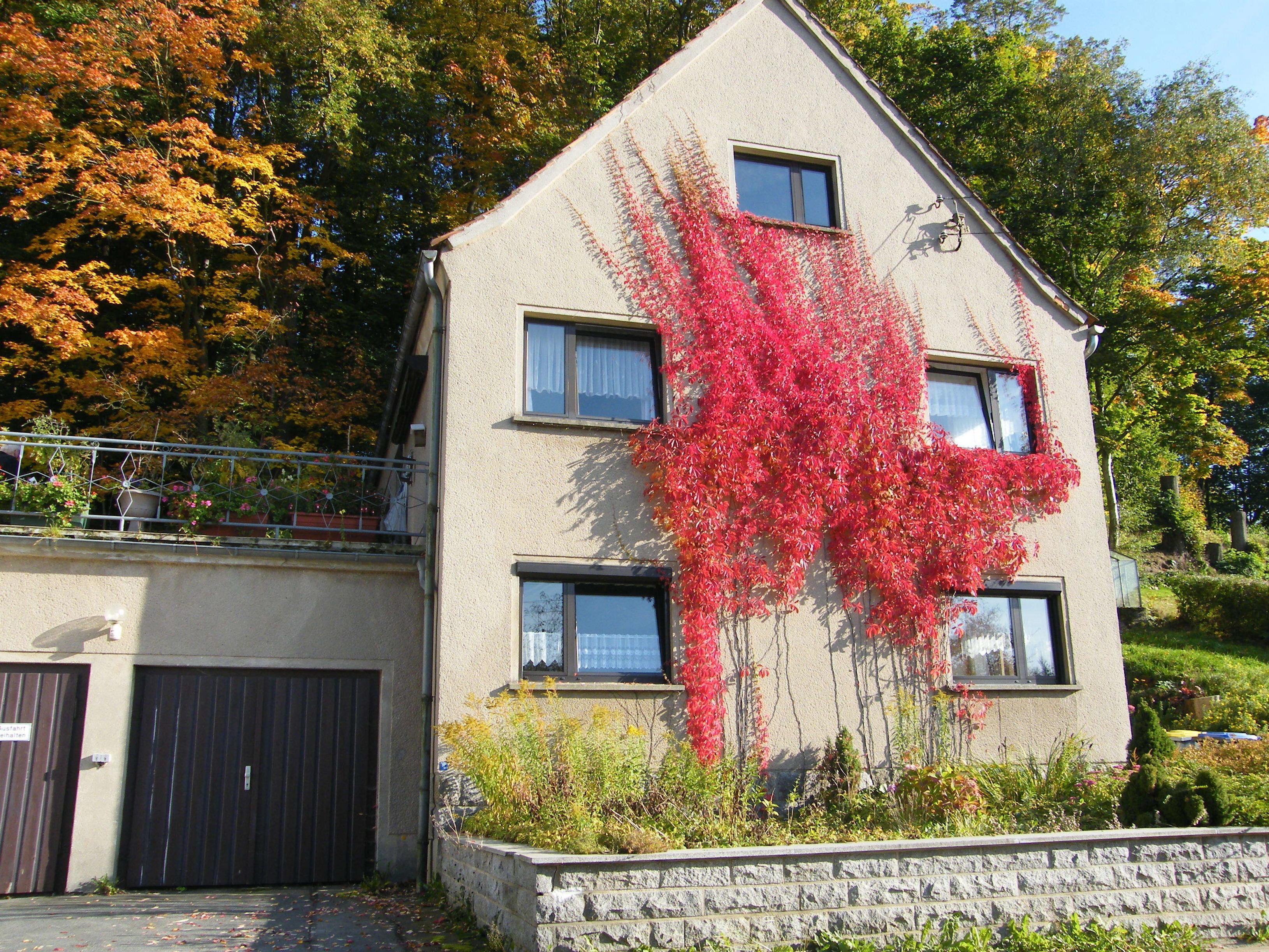 unser Ferienhaus Ferienhaus in Sachsen