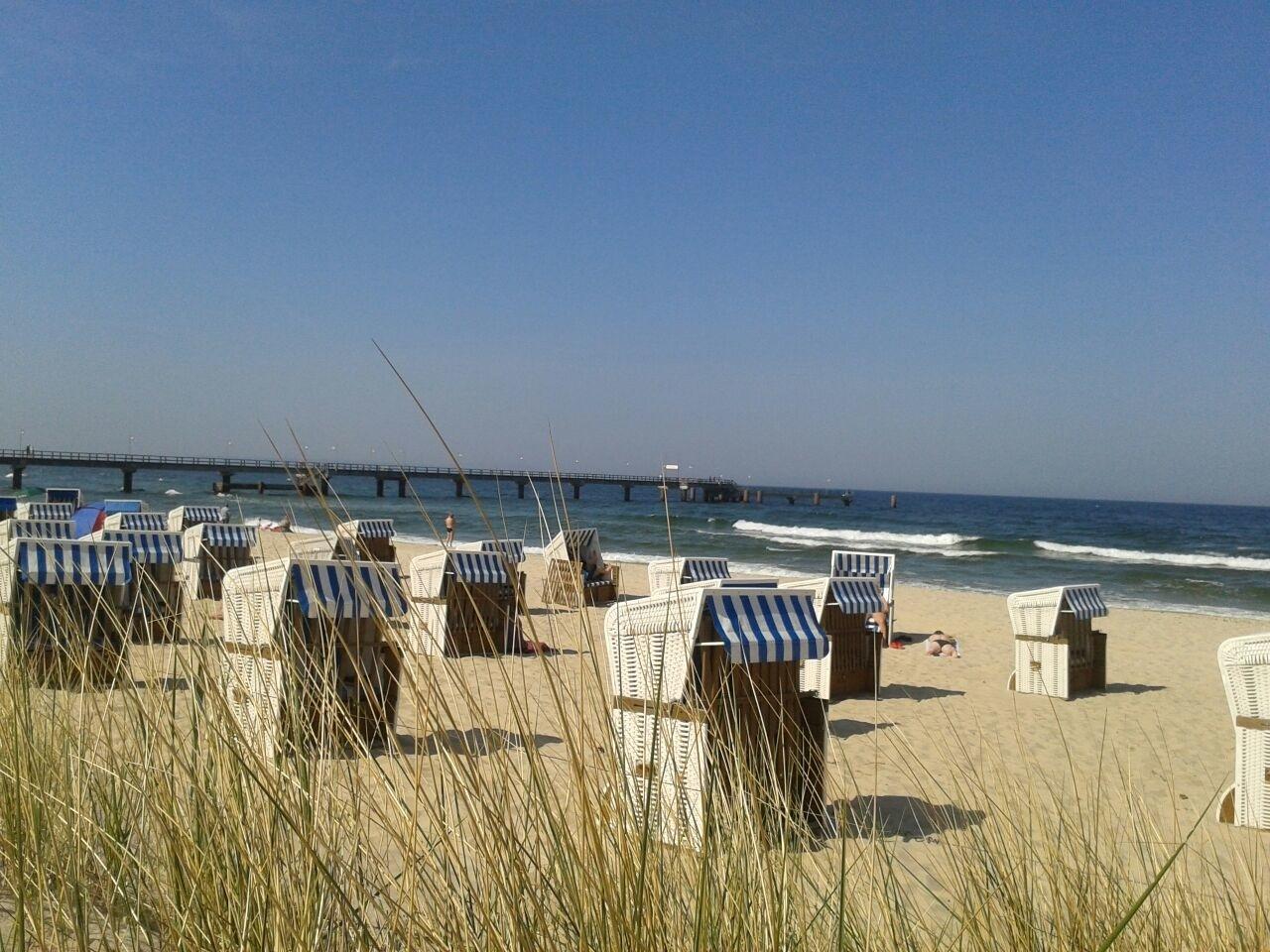 Ferienwohnung Dünenhaus mit Meerblick, Schwimmbadnutzung inklusive (2568191), Göhren, Rügen, Mecklenburg-Vorpommern, Deutschland, Bild 23