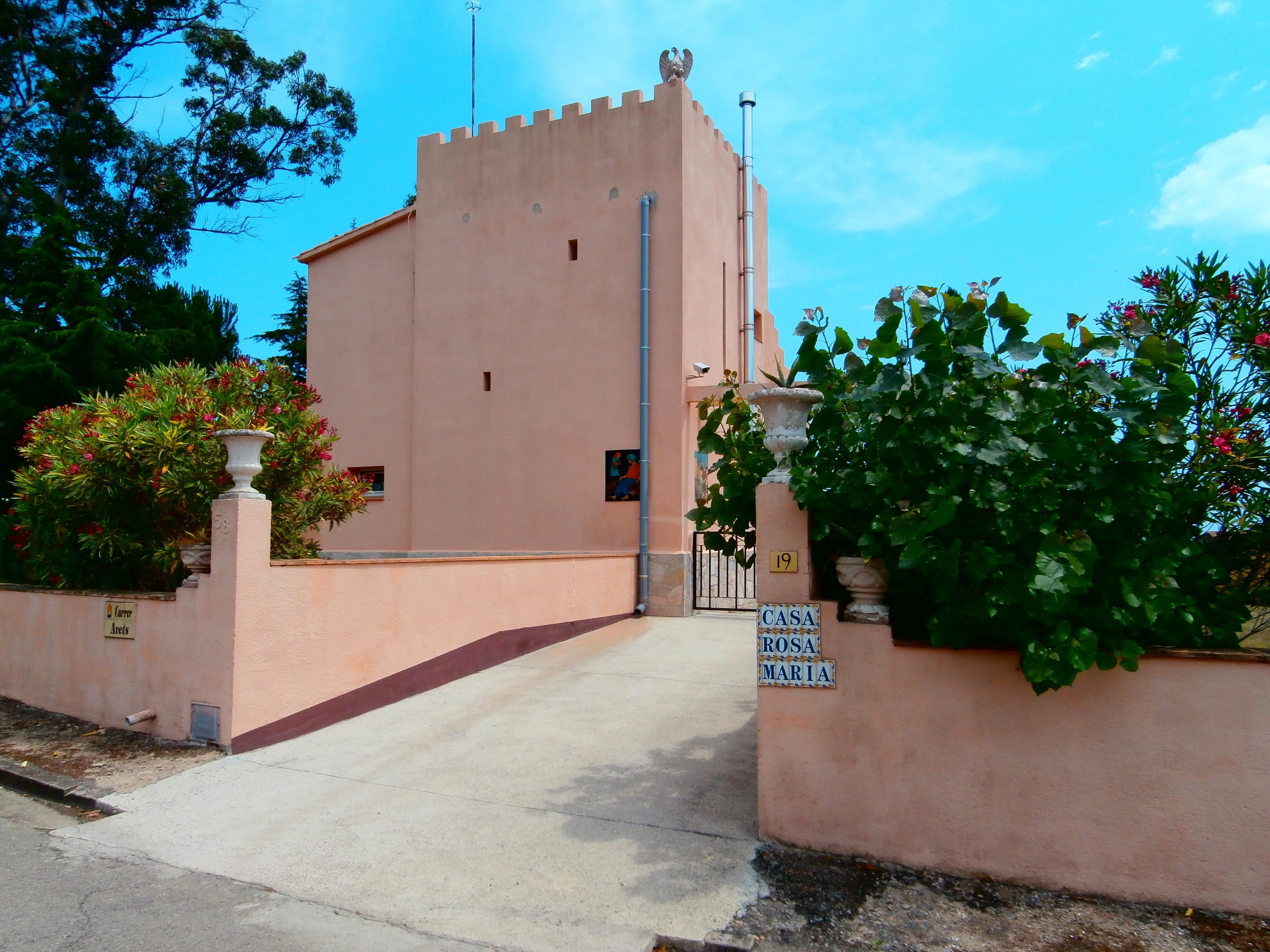 Villa Casa rosa Maria Ferienhaus in Spanien