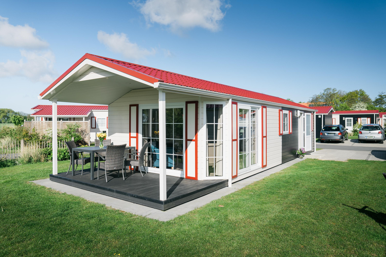 Chalet bis 5 Personen rollstuhlgerecht (ohne Hund) Ferienhaus in Ostfriesland