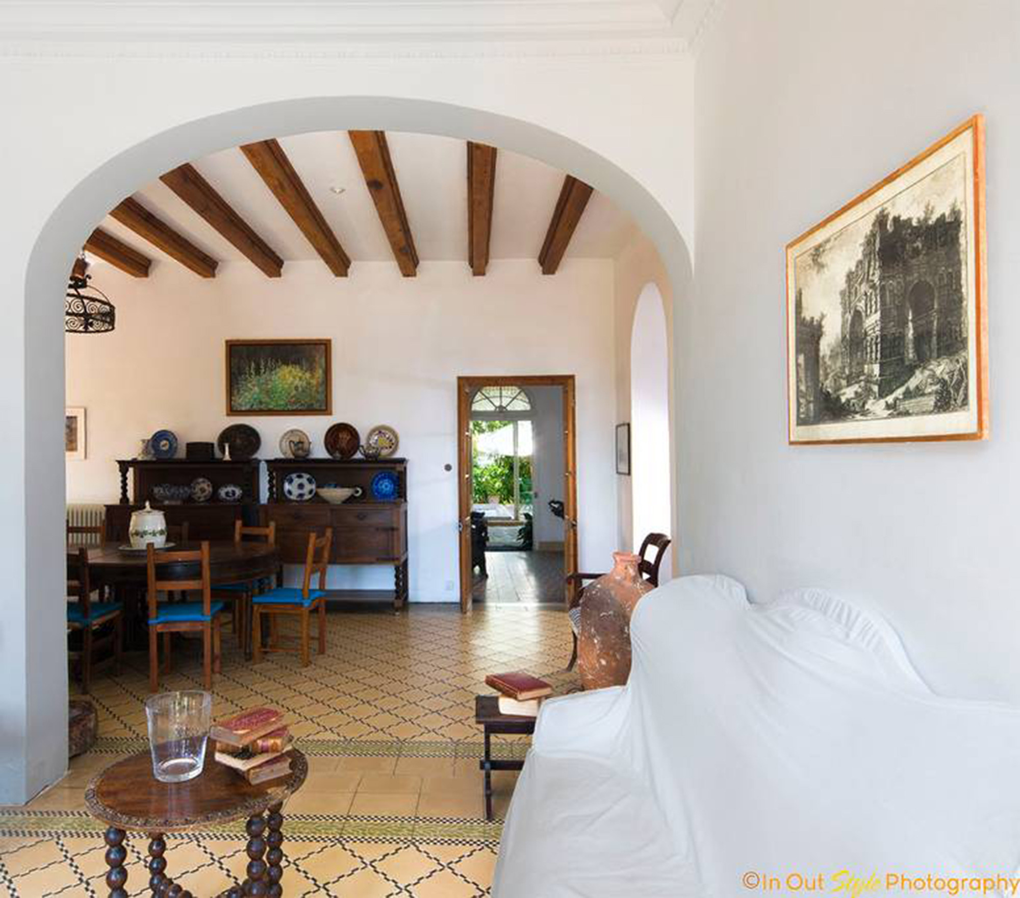 Ferienhaus Jugendstil Strandhaus (2626425), Caldes d'Estrac, Costa del Meresme, Katalonien, Spanien, Bild 19