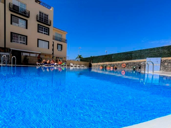 Appartement de vacances Strandnahe Fewo mit Terrasse - F7058 (2606563), Callao Salvaje, Ténérife, Iles Canaries, Espagne, image 1