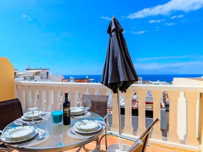 Appartement de vacances Strandnahe Fewo mit Terrasse - F7058 (2606563), Callao Salvaje, Ténérife, Iles Canaries, Espagne, image 17