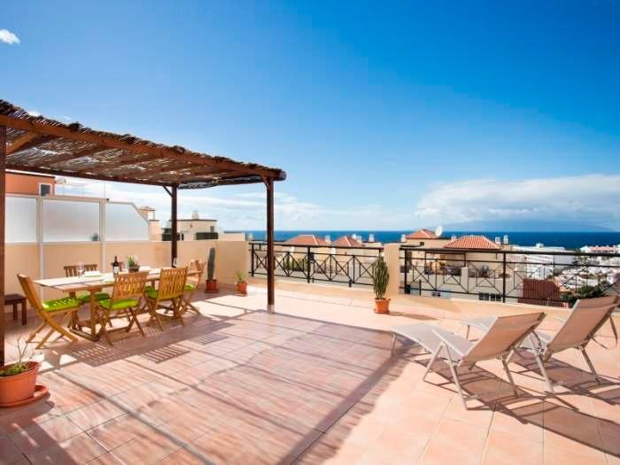 Appartement de vacances Penthouse mit Pool & Terrasse - F7066 (2606564), Callao Salvaje, Ténérife, Iles Canaries, Espagne, image 20