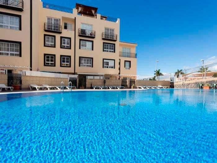 Appartement de vacances Penthouse mit Pool & Terrasse - F7066 (2606564), Callao Salvaje, Ténérife, Iles Canaries, Espagne, image 24