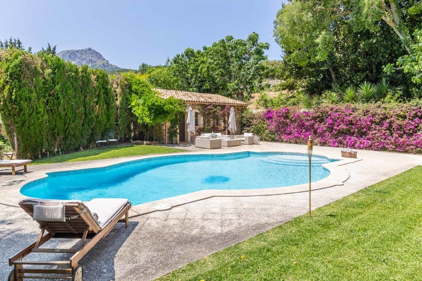 Mallorca Beautiful Villa with pool in Puigpunyent