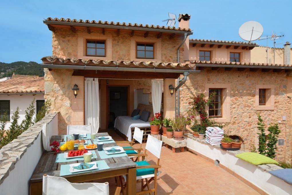 Maison de vacances Mallorca traditional stone village house (2634166), Alaro, Majorque, Iles Baléares, Espagne, image 1