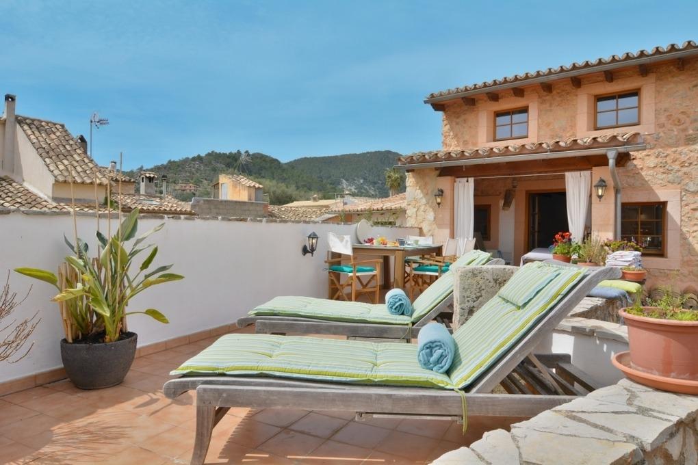 Maison de vacances Mallorca traditional stone village house (2634166), Alaro, Majorque, Iles Baléares, Espagne, image 24