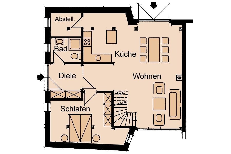 Ferienwohnung Alte Scheune - 305181 (2656503), Midlum, Föhr, Schleswig-Holstein, Deutschland, Bild 20
