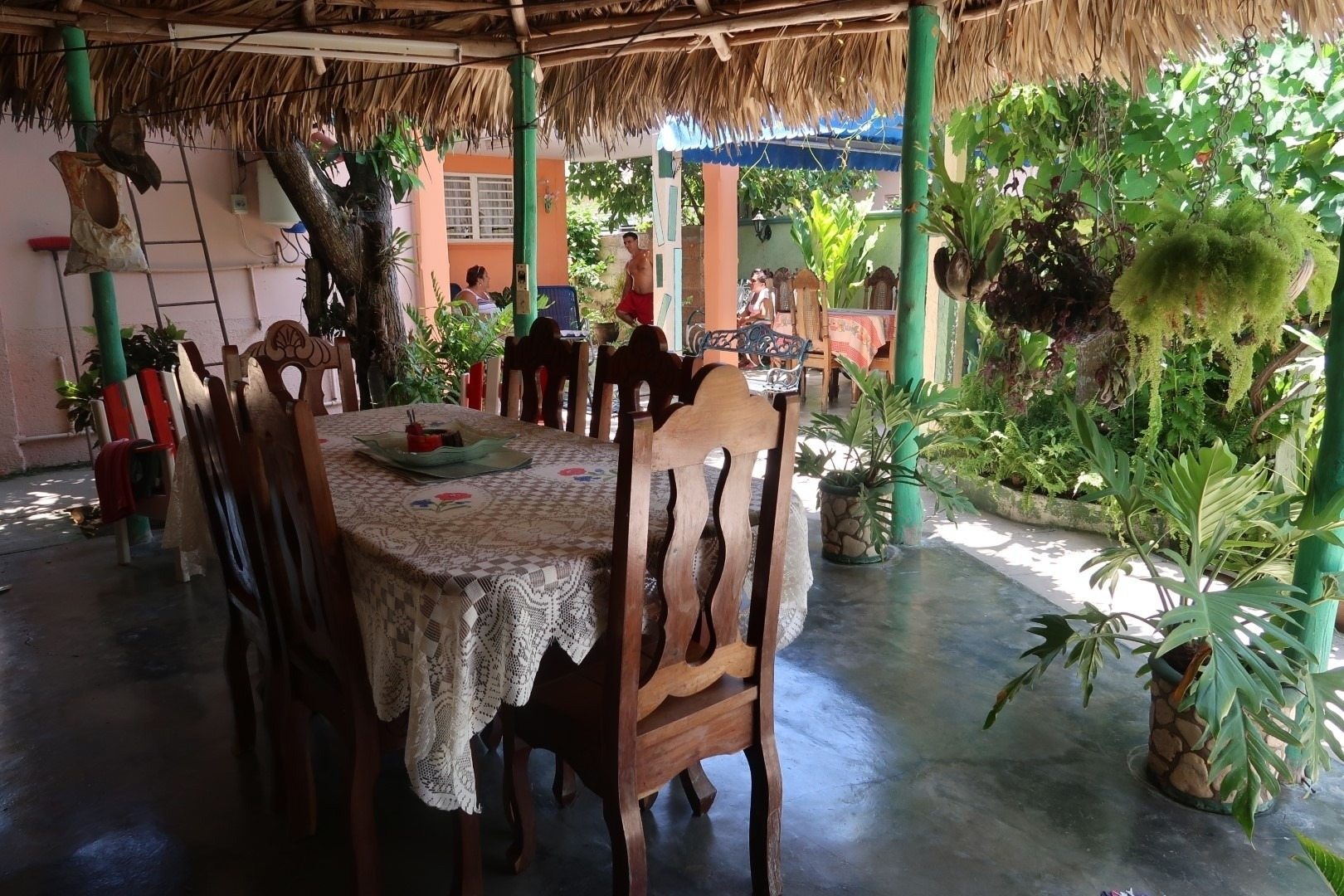 Casa Leo & Daya Appartement 1 Ferienwohnung in Kuba