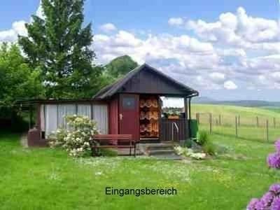 Ferienhaus Scharfe Ferienhaus in Sachsen