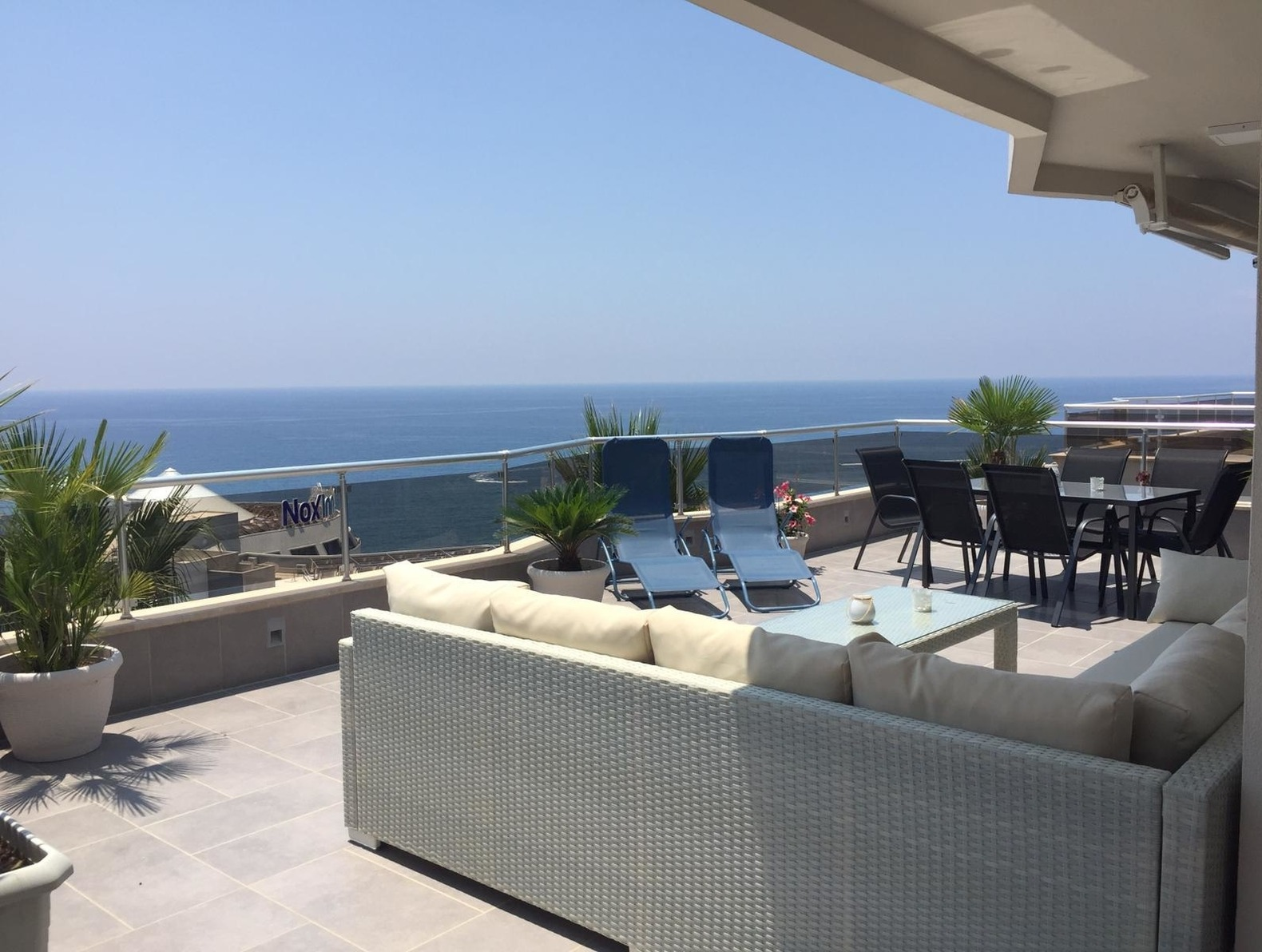 4 N Suite Ferienwohnung in Türkei