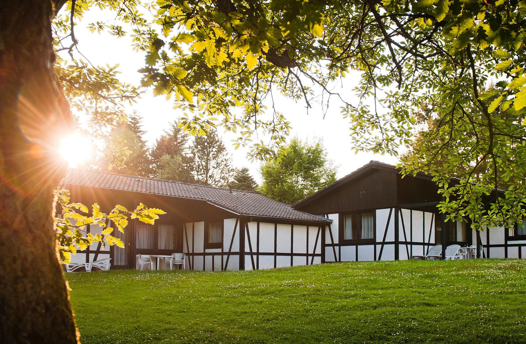 """Ferienhaus """"Kastanie"""" 4 Ferienhaus in der Eifel"""