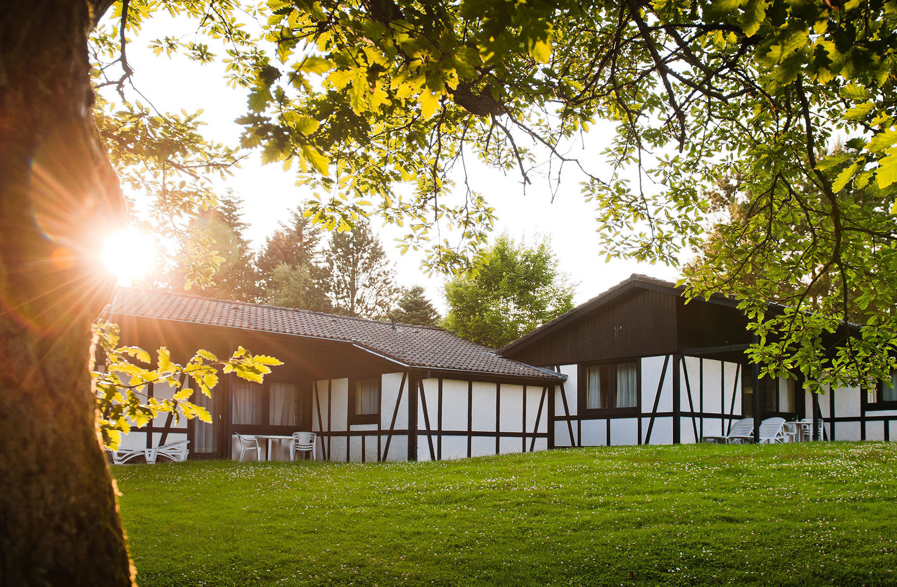 """Ferienhaus """"Kastanie"""" 8 Ferienhaus in der Eifel"""