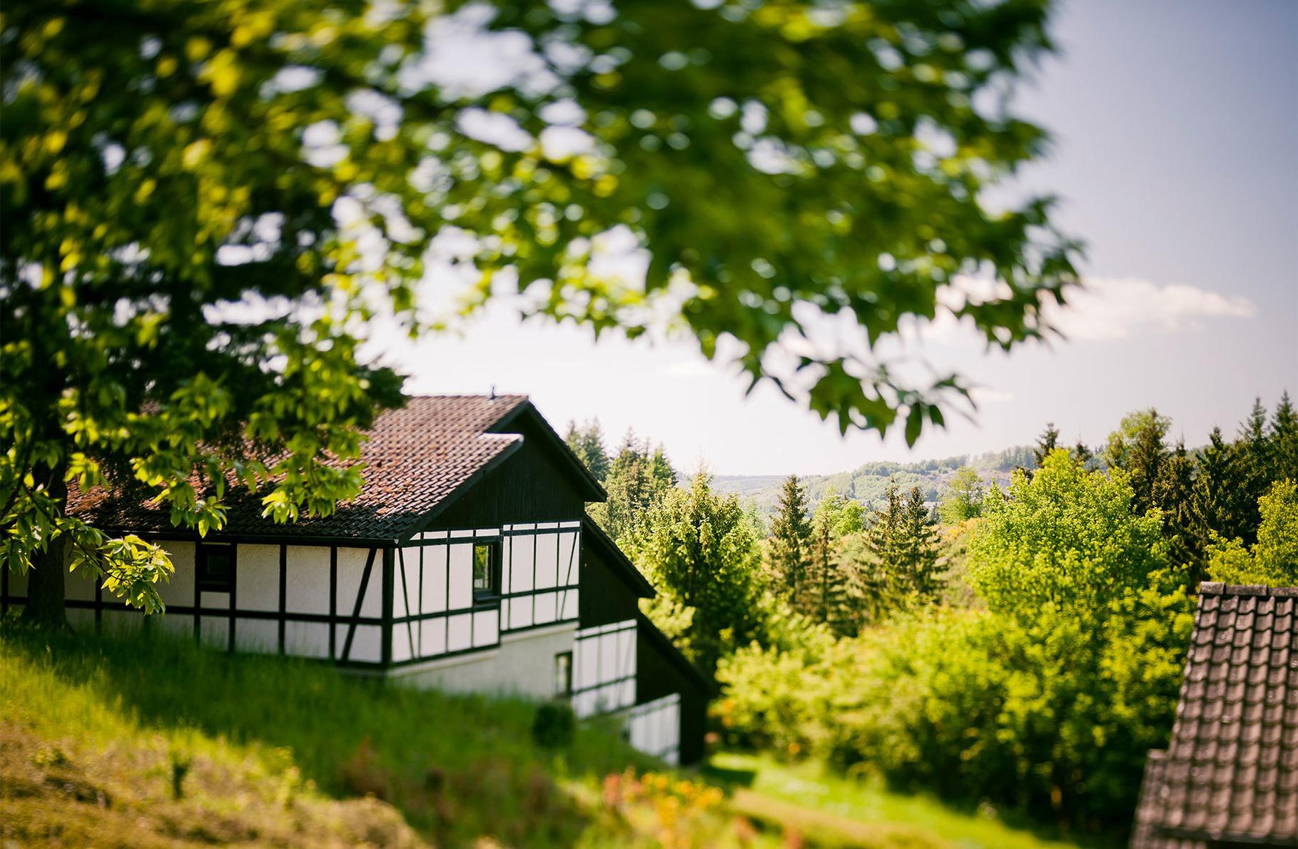 """Ferienhaus """"Ahorn"""" 9 Ferienhaus in der Eifel"""